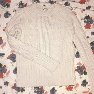 GAP Ivory Sweater